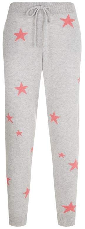 Star Cashmere Sweatpants
