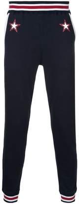 GUILD PRIME star print trousers