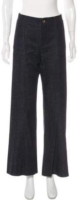 Co High-Rise Wide-Leg Jeans