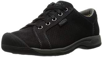 KEEN Women's Reisen Lace Perf Shoe $34.69 thestylecure.com