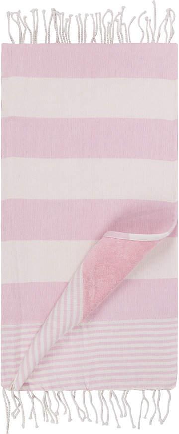 Marinette Saint Tropez - Regate Beach Towel - Rose