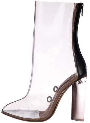 Yeezy Season 3 PVC Ankle Boots