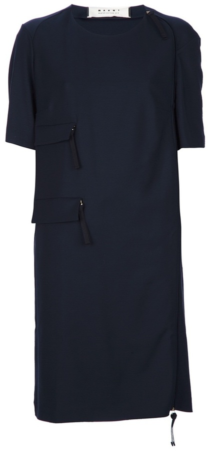 Marni Edition short sleeve dress