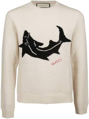 Gucci Knitted Sweatshirt