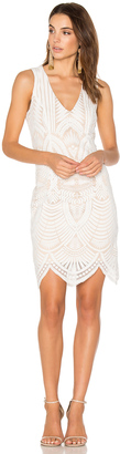 Bardot Embroidered Lace Dress $138 thestylecure.com