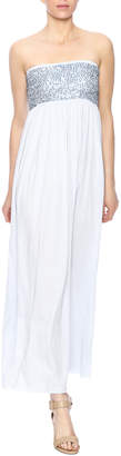Charlie Joe Long Jersey Dress