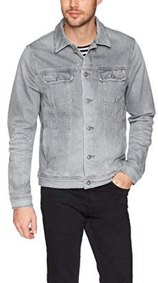 AG Adriano Goldschmied Men's Dart Long Sleeve Mason Denim Jacket