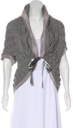 Blumarine Virgin Wool Cardigan