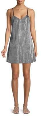 Shine Cami Mini Dress