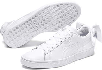 Basket Womens Bow Sneakers