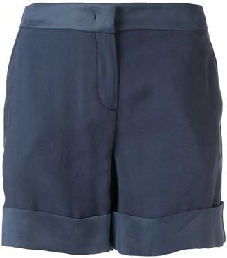 Lorena Antoniazzi slim-fit tailored shorts