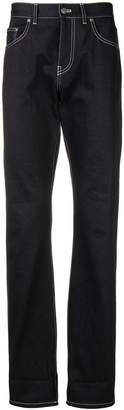 Bottega Veneta straight-leg fitted jeans