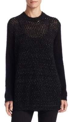 Junya Watanabe Metallic Roundneck Sweater