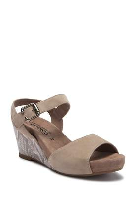 Mephisto Beauty Wedge Sandal