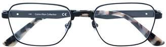 Calvin Klein Jeans square glasses frame