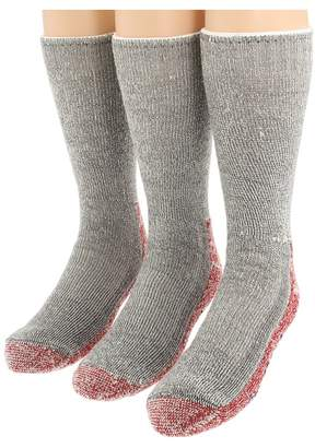 Smartwool Mountaineering Extra Heavy Crew 3-Pack Crew Cut Socks Shoes
