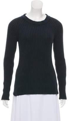 Miu Miu Heavy Scoop Neck Sweater