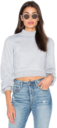 Lovers + Friends x REVOLVE Kourtney Cropped Sweater $118 thestylecure.com