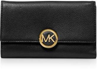 MICHAEL Michael Kors Large Lillie Carry-All Leather Wallet