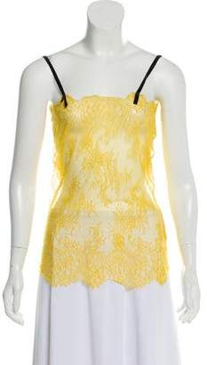 Philosophy di Lorenzo Serafini Sleeveless Lace Top