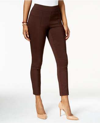 Style&Co. Style & Co Seamed Skinny Pants