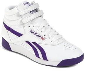 Reebok 'Freestyle Hi' Sneaker (Women)