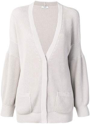 Peserico buttoned cardigan