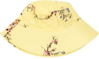 Preen by Thornton Bregazzi floral print bucket hat
