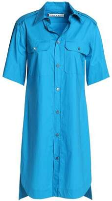 Marni Cotton-Poplin Mini Shirtdress