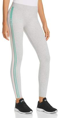 Fila Virginia Side-Stripe Leggings
