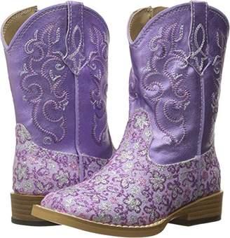 Roper Girls' Lavender Western Boot
