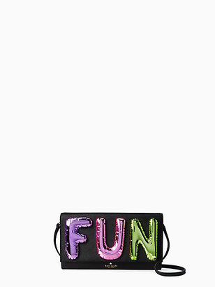 Whimsies fun clutch $298 thestylecure.com