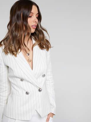Portmans Australia Savannah Stripe Blazer