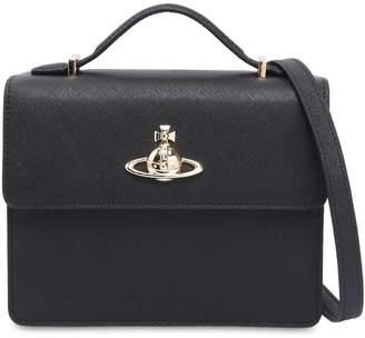 Vivienne Westwood Pimlico Leather Shoulder Bag