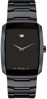 Movado Men's Eliro Rectangular Bracelet Watch