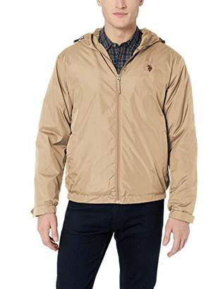 U.S. Polo Assn. Men's Reversible Jacket with Hood