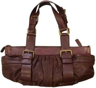 BOSS Leather Handbag