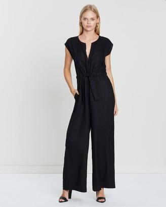935d6b03a1c Linen Jumpsuit - ShopStyle Australia