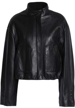3.1 Phillip Lim Leather Bomber Jacket
