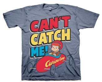 Freeze Curious George Can't Catch Me! Tee (Toddler Boys)