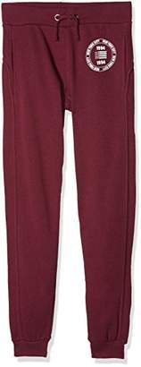New Look Girl's 5511580 Sports Pants,(Size: 141)