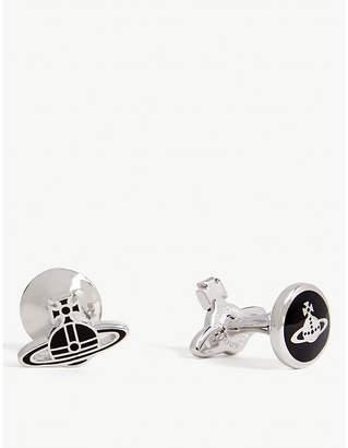 Vivienne Westwood Kate orb cufflinks