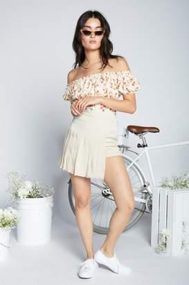 Eggie Beige Bay Skirt