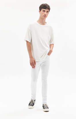 Pacsun Skinny White Jeans
