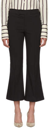 Isabel Marant Black Nyree Trousers