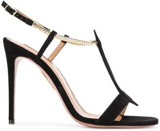Aquazzura leather sandal