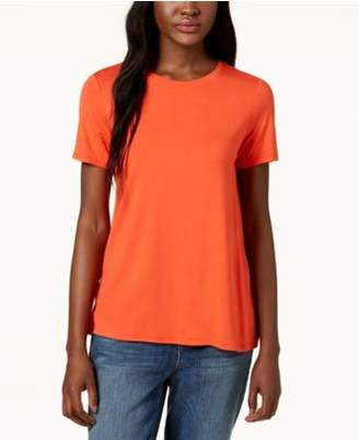 Eileen Fisher Stretch Jersey T-Shirt