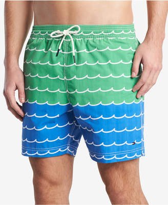 "Tommy Hilfiger Men's Coastal 6.5"" Swim Trunks"