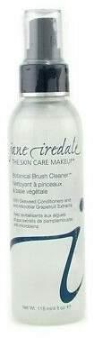 Jane Iredale NEW Botanical Brush Cleaner 118ml Womens Makeup