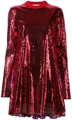 Philosophy di Lorenzo Serafini sequinned shift dress